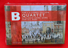 BILLY TWO TEAS 'QUARTET'  THE L S LOWRY EDITION ... FACTORY SEALED!