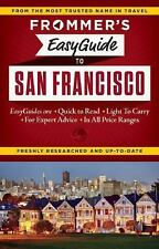 Frommer's EasyGuide to San Francisco (Easy Guides)-ExLibrary
