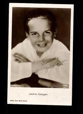 Jackie Coogan Ross Verlag Postkarte ## BC 52982