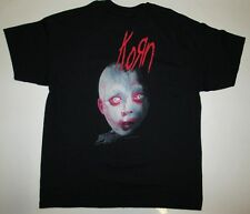 RARE Official KORN Merchandise See You on the Other Side Concert Tour T-Shirt XL