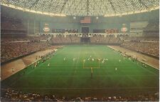 HOUSTON TX ASTRODOME PLAYING FIELD POSTCARD - FREE SHIPPING