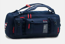 UA Under Armour Freedom Project Rock The Troops Range Duffle Duffel Regiment Bag
