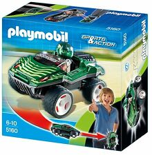 Playmobil 5160 Click and Go Snake Racer c/w Convenient Belt Clip * GREAT GIFT *