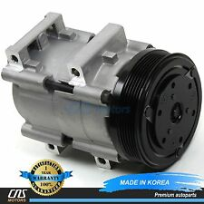 New 95-04 Ford Lincoln Mercury 2.0L 3.0L 4.6L OEM A/C Compressor w/ Clutch 58146