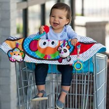 Infantino Baby Shopping Trolley Cover Play Mat High Chair Cart Toys NEW