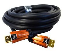 Monster Cable 1000 HDX Ultra High Speed HDMI Cable 16 Ft - 3D - 4K - 17.8 Gbps