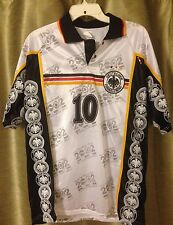 2002 Germany Soccer World Cup Polo-Style Shirt Jersey, Medium