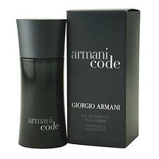 Armani Code EDT for Men By Giorgio Armani 125 ml | Genuine Armani Men's Perfume