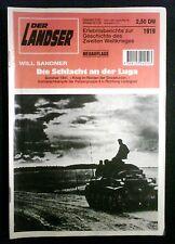 Der Landser Nr: 1919       Die Schlacht an der Luga
