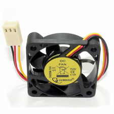 PC Case Cooling Fan 40mm x 40mm x 10mm 12V 0.12A Sleeve Bearing [007063]