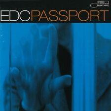 EDC Passport (BLUE NOTE CD) Marcio Resende Bernard Oattes Hoto Jr. RAR!