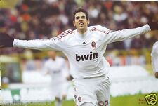 "KAKA ""CELEBRATING WITH ARMS OUT"" POSTER -AC Milan Football,Serie A,Brazil Soccer"