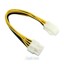 New ATX 4 Pin to 8 Pin Male to Female Adapter EPS Power Supply Cable Adapter