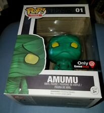 POP! GAMES LEAGUE OF LEGENDS AMUMU GAMESTOP EXCLUSIVE FUNKO FIGURE BRAND NEW 01