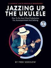 Jazzing up the Ukulele : How to Do Jazz Chord Substitution for Accompaniment...