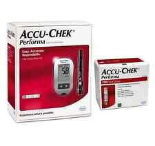 Accu-Chek Performa Blood Glucose Meter & Test Strips Bundle + $40 Cashback