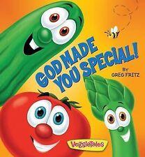 God Made You Special! (A VeggieTales Book)