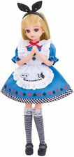 Licca chan Doll dress clothes Alice Wonderlan rare Japan Takara Tomy wear outfit