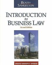 Introduction to Business Law by Beatty, Jeffrey F., Samuelson, Susan S.