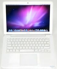 "Apple White MacBook Unibody 2009 13"" 2.26GHz C2D 250GB 2GB MC207LL/A D Grade"