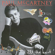 All the Best by Paul McCartney (CD, 1987, Capitol)