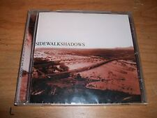 Sidewalk Shadows Music CD (2004) NEW RARE OOP CD Monday Morning Desert Nightmare