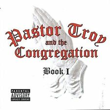 Pastor Troy: Pastor Troy and the Congregation  Audio Cassette