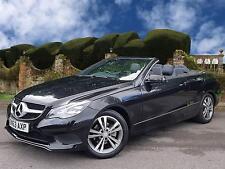 Mercedes Benz E220 CDI SE 7G-Tronic Plus 2dr Convertible, FACELIFT MODEL