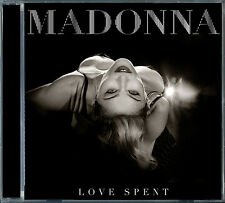 Madonna Love Spent Remixes CD