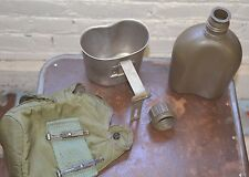 VINTAGE CANTEEN US WAR PRE OWNED  U.S.  W.C.W.