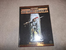 Warhammer Fantasy 2nd Ed Old World Armoury