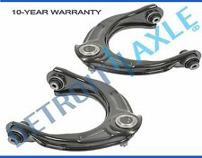 Pair (2) NEW Front Upper Control Arm & Ball Joint for Acura TL TSX Honda Accord