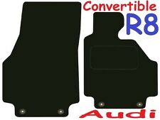 Deluxe Quality Car Mats for Audi R8 07 Onwards ** Tailored for Perfect fit ;) **