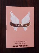 PACO RABANNE OLYMPEA Eau de Parfum Damen EdT 1,5 ml für Sie Geschenk Probe NEU