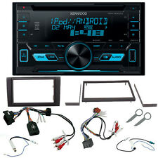 Audi A4 B6 Double Din CD MP3 USB iPhone & Android Direct Music Upgrade Kit