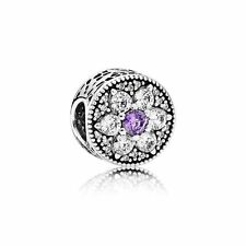 Pandora Forget Me Not Charm S925 ALE Genuine