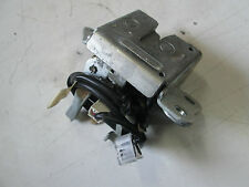 Serratura con sensore cofano posteriore Toyota Yaris 1° serie.  [634.16]