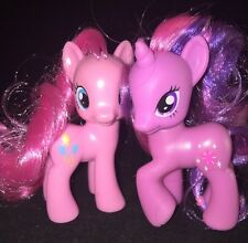 My little pony G4 Pinkie pie, Twilight Sparkle MLP cutie mark (2)