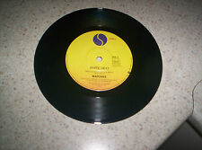 """MADONNA   """"WHO'S THAT GIRL""""   PICTURE SLEEVE 7 INCH  45 1987"""
