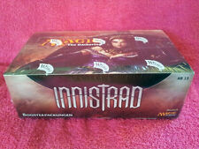 GERMAN Magic MTG INN Innistrad Factory Sealed Booster Box Display 36 Packs PIMP!