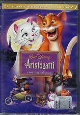 Dvd Disney **GLI ARISTOGATTI** nuovo 1971