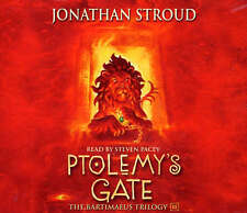 Ptolemy's Gate by Jonathan Stroud (CD-Audio, 2007) Brand New