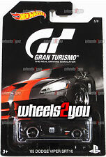 05 DODGE VIPER SRT10 - 2016 Hot Wheels GRAN TURISMO - DJL12