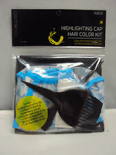 Highlighting Cap Hair Color Kit Colortrack tools Best Package Ever!