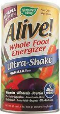 Nature's Way Alive  Pea Protein Shake Vanilla 1.3 lb