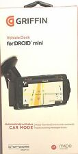 Griffin Vehicle Mount Car Window Holder Dash Dock Motorola Droid Mini