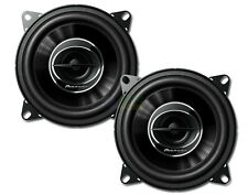 "PIONEER TS-G1045R 4"" INCH COAXIAL 2-WAY 210W CAR AUDIO SPEAKERS PAIR 10CM NEW"