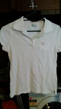 BNWT JAY JAYS WOMENS MEDIUM WHITE COLLARD POLO SHIRT