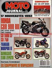 MOTO JOURNAL 1008 YAMAHA 125 TDR GILERA Freestyle APRILIA Pegaso CAGIVA City