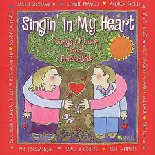 Singin' in My Heart: Songs of Love and Friendship (New CD)